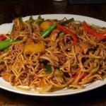 Chow Mein with Chicken recipe