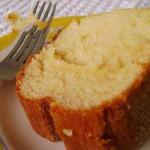 Brazilian Brazilian Cake with Condensed Milk Appetizer