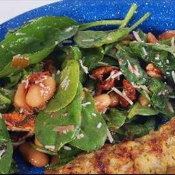Canadian Spinach Salad 5 Appetizer