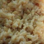 American Rice Pilaf in Pressure Cooker Dinner