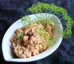 American Really Easy and Good Salmon Pate Appetizer