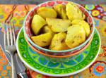 American Rosemary Potatoes  Microwave Appetizer