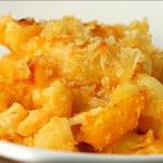 Australian Old-fashioned Baked Macaroni and Cheese Dinner