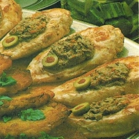 French Chicken Supremes Madeira Appetizer