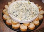 American Artichoke Spinach Dip from Olive Garden Appetizer