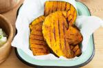 Australian Grilled Pumpkin With Paprika Recipe Appetizer