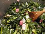 American Collard Greens  Its Good for You Appetizer