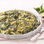 Canadian Cheesy Spinach and Artichoke Dip Appetizer