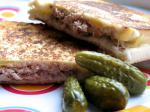 Australian Yummy Grilled Tuna and Cheese Sandwiches Appetizer