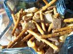 American Easy Homemade Snack Mix Appetizer