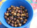 Toasted Chickpeas With Seasoning Options recipe