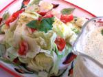 American Jalapeno Lime Dressing Appetizer