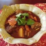 Irish Beef and Irish Stout Stew Recipe Appetizer