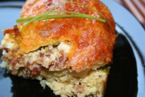 American Simple Breakfast Casserole Appetizer