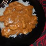 Indian Chicken Makhani indian Butter Chicken 1 Drink