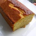Australian Cake with Red Oranges BBQ Grill