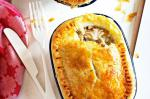 American Anneka Mannings Chicken Leek And Thyme Pies With Simple Flaky Pastry Recipe Dinner