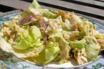 Mexican Tortilla Ranch Chopped Salad Appetizer