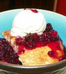 American Bakinbabys Blackberry Cobbler Breakfast