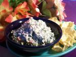 American Spinach and Feta Dip 1 Appetizer