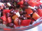 Canadian Calico Black Bean Salad Dinner