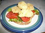 American Amys Panfried Oyster Poboys With Creole Mayo Appetizer