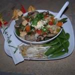 Taiwanese Asian Chicken Noodle Soup Recipe Dinner