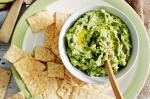 Canadian The Bestever Guacamole Recipe Appetizer