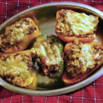 American Stuffed Peppers 15 BBQ Grill