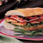 British Special Eggplant Subs 1 Appetizer