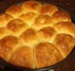 American One Hour Yeast Dinner Rolls Dinner