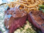 American Anas Asian Ny Strip Steak Dinner