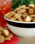 American Pizza Flavored Snack Mix Appetizer