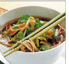 Chinese Soba Noodle Soup 1 Soup