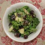 Canadian Broccoli Salad with Berries Appetizer