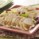 American Slowcooked Pork Loin Appetizer