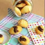American Madeleines to Nutella Appetizer