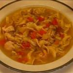 Canadian Comforting Chicken Noodle Soup 1 Soup