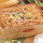 American Tuna Noodle Casserole for Two Appetizer