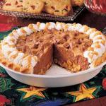 Indian Tin Roof Fudge Pie Dessert