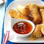 American Sweethot Asian Dipping Sauce Appetizer