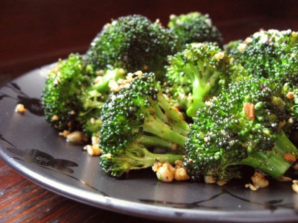 American Jazzed up Broccoli Appetizer