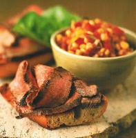 Chilean Chili Steak with Texas Toasts Dinner