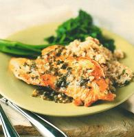 Mediterranean Turkey Piccata Dinner