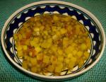 Canadian Aloo Matar Ki Sabzi potato N Peas Curry Appetizer