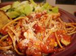 Canadian Linguine With Chicken Ragu Appetizer