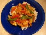 American Cashew Chicken 43 Dinner