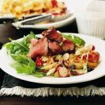 Canadian Waldorf Salad to Beef Appetizer