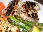 American Wanna Be Greek Grilled Chicken Breasts BBQ Grill