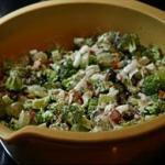 American Broccoli Salad 20 Appetizer